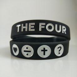 福音手環-字樣